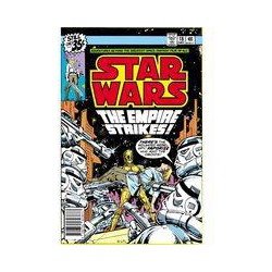 Graham & Brown Star Wars The Empire Strikes Comic Canvas