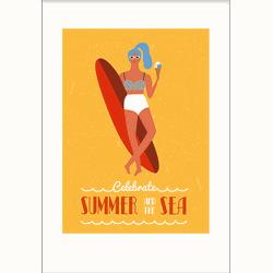 Celebrate summer 2 (21x29,7cm)