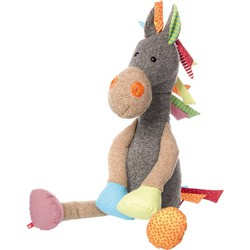 Knuffel Paard XXL Patchwork Sweety - Sigikid