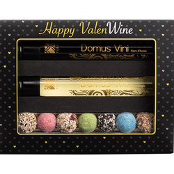ValenWine in TUBES x Chapter Chocolate