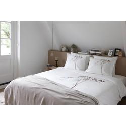 Dekbedovertrek Liv 200x200/220 cm off white