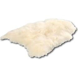Schapenvacht Ijsland wit 90x60 cm