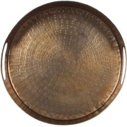 Casa Vivante dana tray donkergoud maat in cm: 7,5 x 32