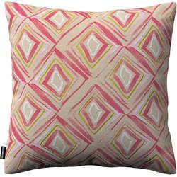 Kussenhoes Kinga roze-beige