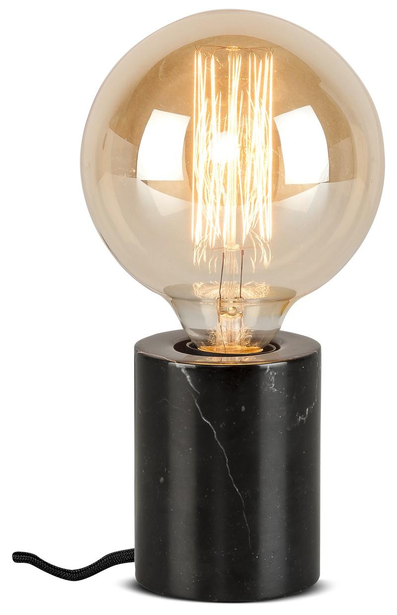 Athens - Tafellamp - Zwart -