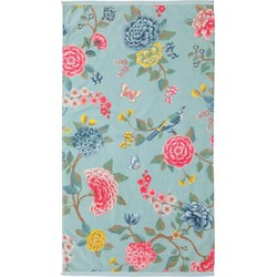 Pip Studio Handdoek Good Evening Blue-55 x 100 cm