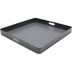 LABEL51 - Dienblad 60x60x6 cm L - Modern - Grijs
