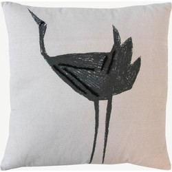 Urban Nature Culture cushion Tsuru