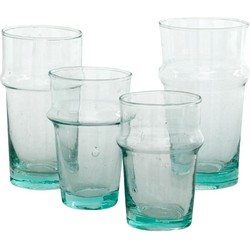 glas 'traditioneel' - (XL) extra-large
