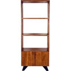 Boekenkast Temba 70 x 45 x 175 cm - Label51 - 70 x 45 x 175 cm