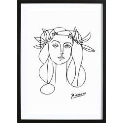 Picasso II (50x70cm)