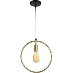 Lifa Living hanglamp Circle Goud