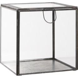 Aufbewahrungsbox quadratisch 15 x 15 x 15 cm
