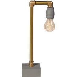 ETH GassedUp Tafellamp messing