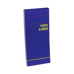 Knock Knock 7 Days A Week Planner