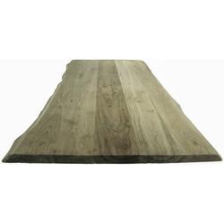 Tafelblad Alami  - 180x100 cm - mix/match - teak