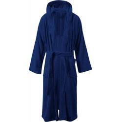 Vip Kinderbadjas 10 tot 12 jaar - Navy