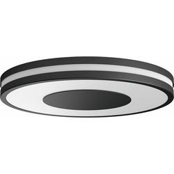 Philips Hue Philips Hue LED Deckenleuchte Being Schwarz inkl. Dimmschalter
