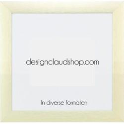 Aluminium wissellijst - Fotolijst Mat Champagne - Div. formaten - 62x93 cm