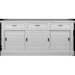 Dressoir - 180 cm - wit