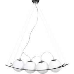 Kokoon Lok hanglamp - wit