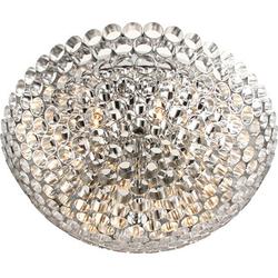 Plafoniere Modena 50cm 8 lichts halogeen