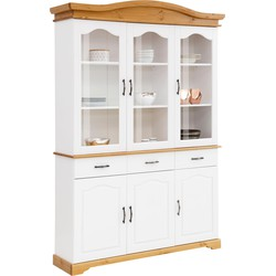 Home affaire Buffet Emporia Höhe 205 cm (6-türig)