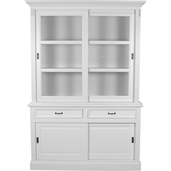Buffetkast Provence - 150 cm - wit