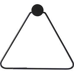 Ferm Living Toiletrolhouder 17,5 - 15 cm - Zwart