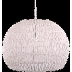 Hanglamp Lasse 50 cm wit