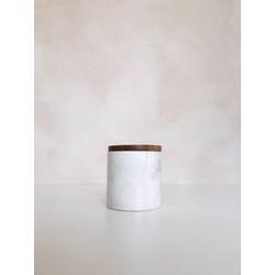 Opbergpot Marmer Large | 10 x Ø 10,5 cm