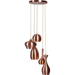 ETH Hanglamp Ajaccio - Koper Kleur