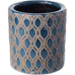 Fine Asianliving Pot Donkerblauw