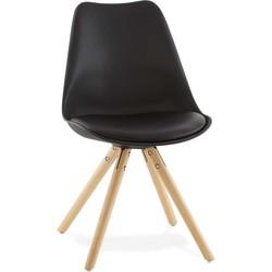 Kokoon Tolik design stoel - zwart