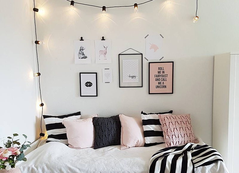7x leuke slaapkamers voor tieners