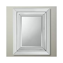 John Lewis Inversion Mirror, 122 x 97cm