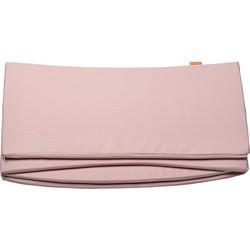 Leander Cot Bumper 37 x 77 cm - Soft Pink