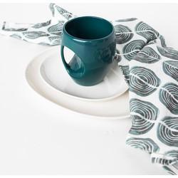 Mug Iwao - Colonial blue