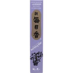 Fine Asianliving Morning Star Japanse Wierook Lavender  50st