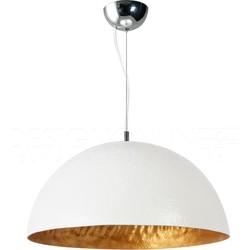 ETH Outlet - Hanglamp Mezzo Tondo - Wit - Goud - Ø50 Cm