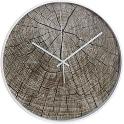 Cloudnola Structure Wood - wandklok