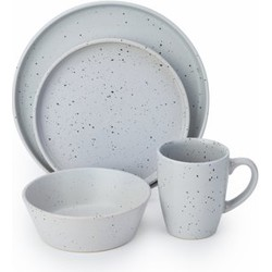Cosy&Trendy Serviesset - 24-delig - Punto Grey
