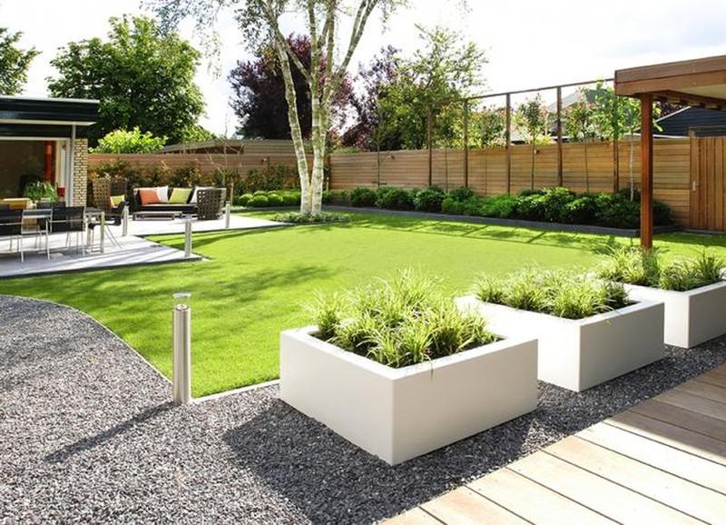 Inspiratie: plantenbakken in de tuin of op het balkon