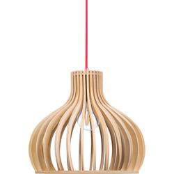 Hanglamp lichtbruin MALONE