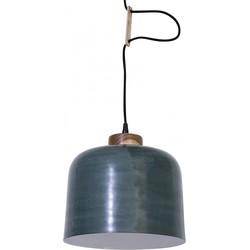 Look4Lamps Hanglamp Balloons medium matgrijs