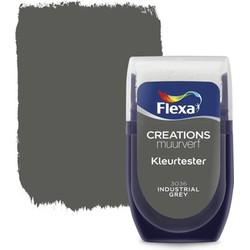 Muurverf Tester Industrial Grey30 ml