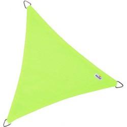 Schaduwdoek - Nesling - Coolfit - Lime Groen - Driehoek - 5 x 5 x 5 m