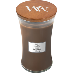 Woodwick Large Candle Humidor
