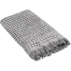 Hay Waffle Towel - 70 x 50 cm. Light grey