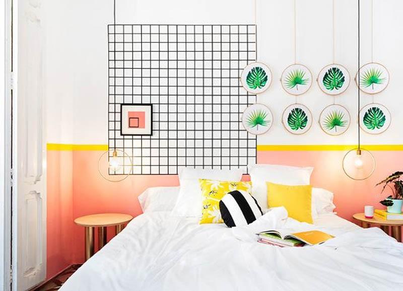 Kleurrijke Interieurs Pastel : Tips voor color blocking alles om van je huis je thuis te maken